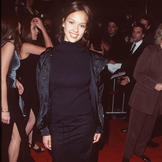Jessica Alba's Style Through the Years