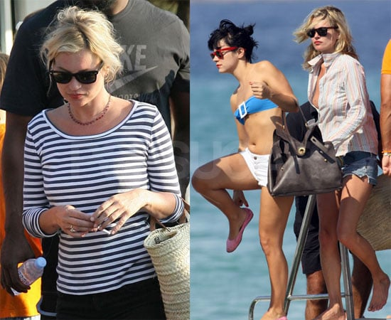 Lily Joins Kate and Jamie's French Getaway