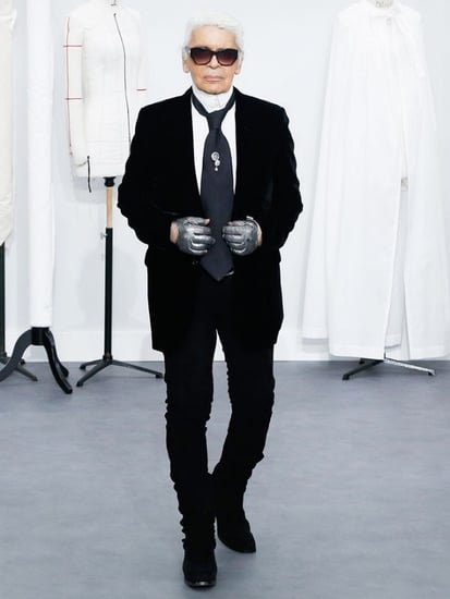 """Karl Lagerfeld Talks About His Fascinating """"Double Life"""""""