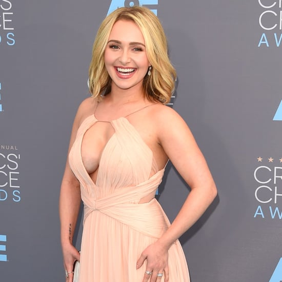 Hayden Panettiere at the Critics' Choice Awards 2016