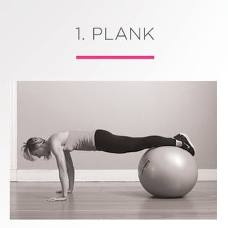 Exercises You Can Do With a Stability Ball