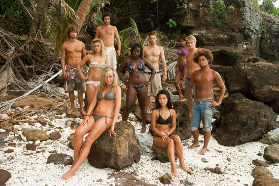 Photos of the Contestants on Shipwrecked 2009