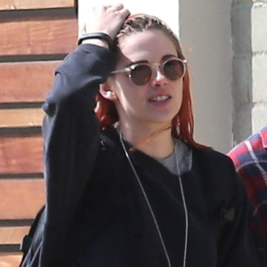 Kristen Stewart and Alicia Cargile Out in LA | May 2014