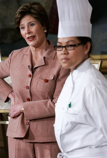 Obamas to Keep the Bushes' Chef