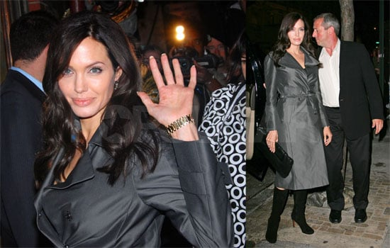 Photos of Angelina Jolie Out in NYC