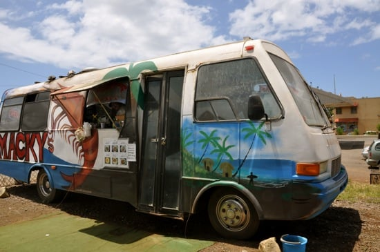 The Shrimp Trucks of North Shore