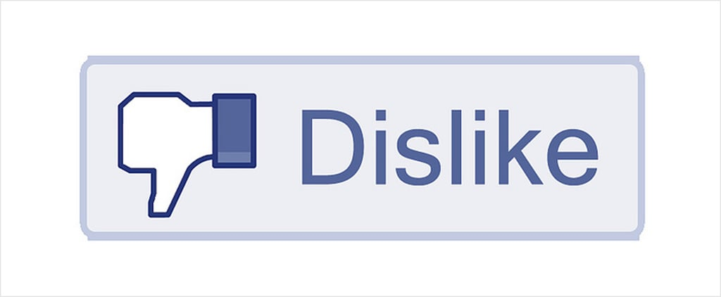 """The """"Dislike"""" Button Is Coming to Facebook — Huzzah!"""