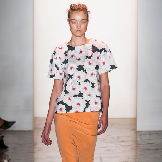 Peter Som Spring 2014 Runway Show | NY Fashion Week