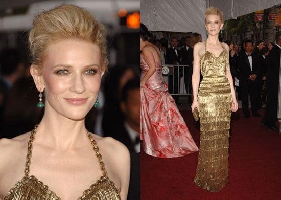 The Met's Costume Institute Gala: Cate Blanchett