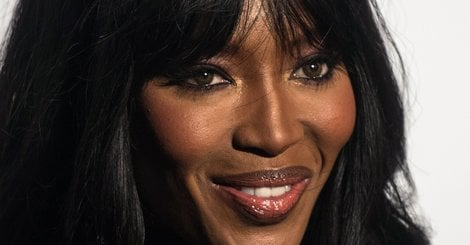 Naomi Campbell Posts Topless Photo To 'Free The Nipple' (NSFW)