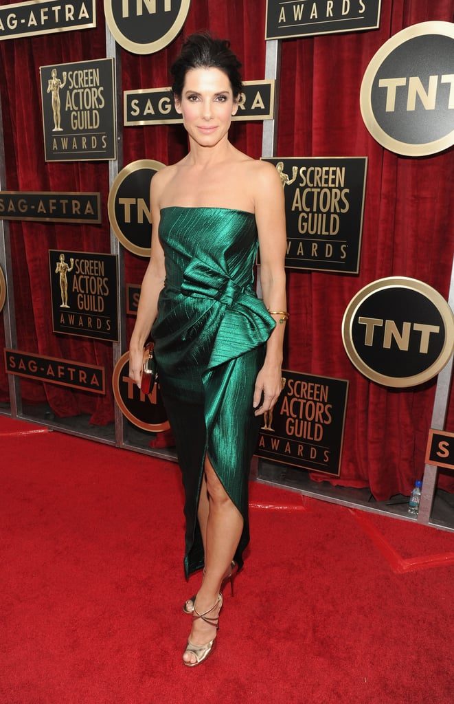 Sandra Bullock at the SAG Awards 2014