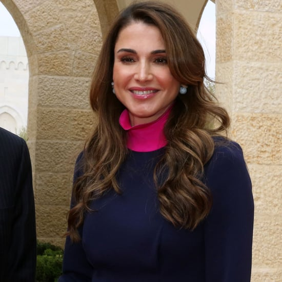Queen Rania's Fendi Bag