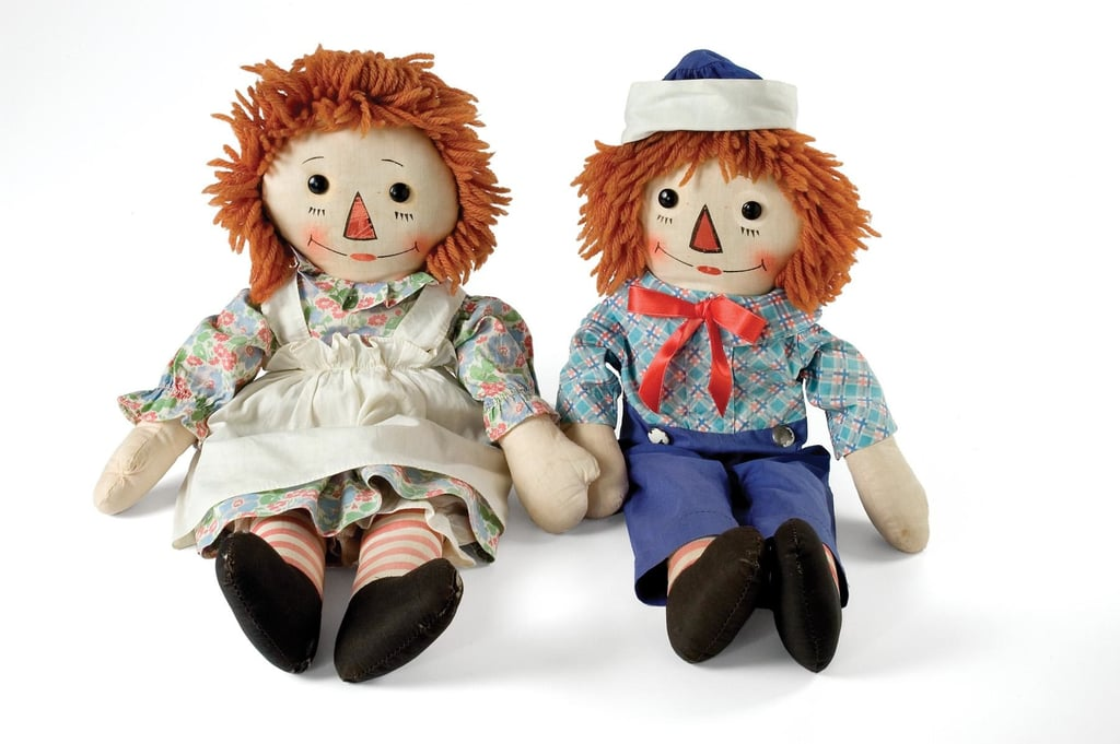 Raggedy Ann and Andy 1940