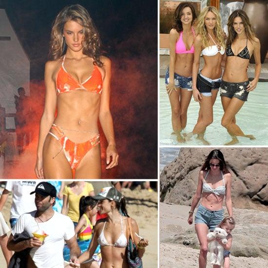Alessandra Ambrosio Bikini Pictures 2012