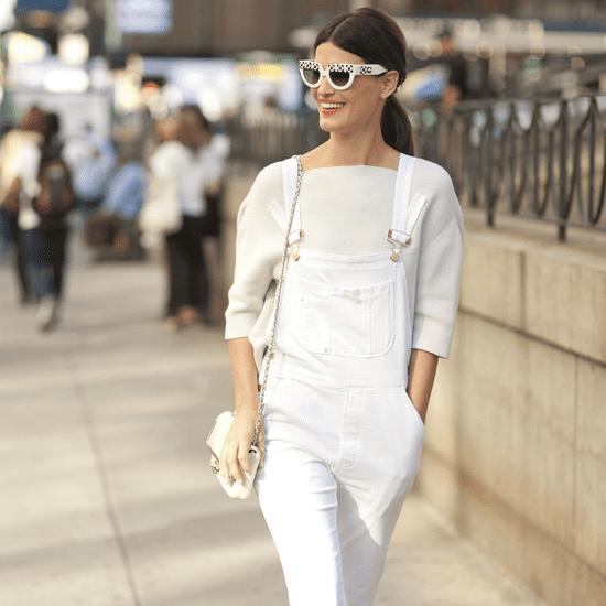 Ways to Wear White-on-White