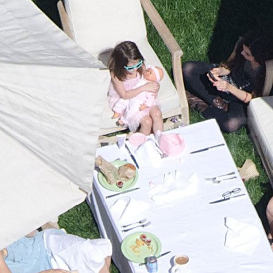 Suri Cruise Turns 5 and Celebrates With a Birthday Bash