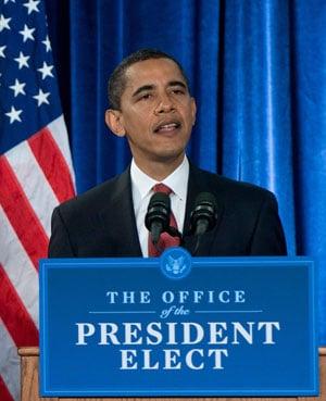 Does Barack Obama Have a Mandate?