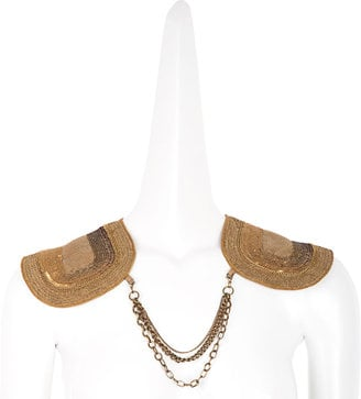 Lutz & Patmos Antique Beaded Collar: Love It or Hate It?
