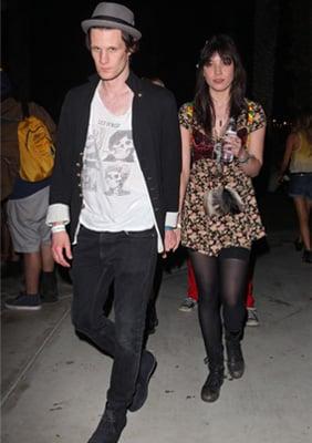 New Power Couple: Daisy Lowe and Matt Smith