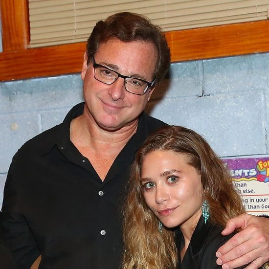 Ashley Olsen and Bob Saget Reunite at Broadway 2015