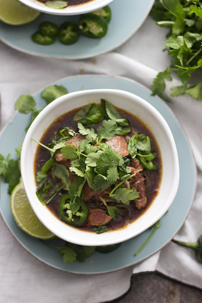 Fast Beef Pho