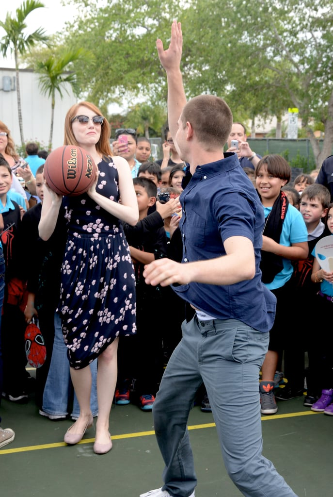 Even More Reasons to Love Emma Stone and Andrew Garfield