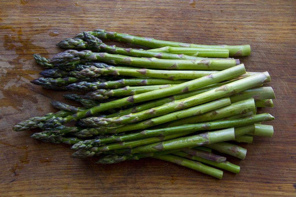 The Spring Food: Asparagus