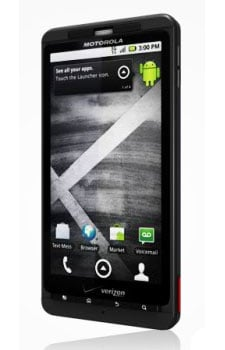 Droid X Best Features vs. Droid Incredible, iPhone 4, and HTC EVO 4G