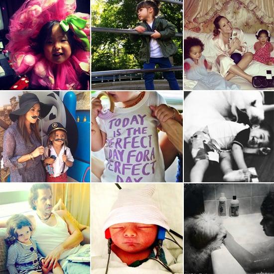 Celebrity Moms' Instagram Pictures Week of Sept. 15, 2013
