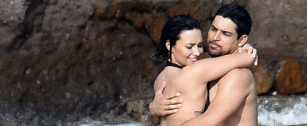 Demi Lovato and Wilmer Valderrama Totally Just Did the Dirty Dancing Move on Vacation