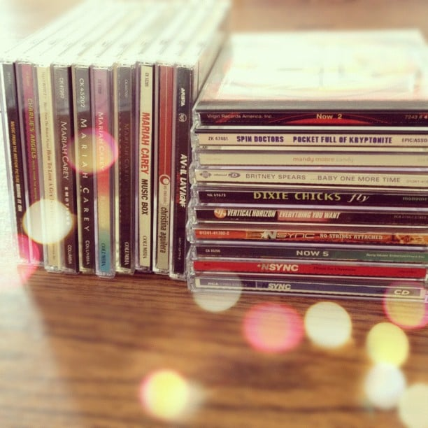 Organizing Our CD Collections