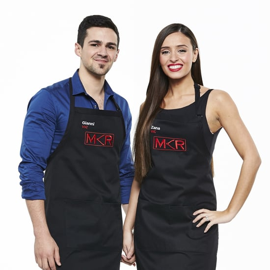 Zana and Gianni Instant Restaurant on My Kitchen Rules 2016