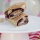 Grilled Peanut Butter and Jelly Burrito