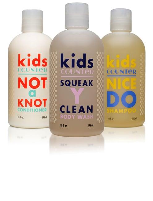 Kidscounter Bath Collection
