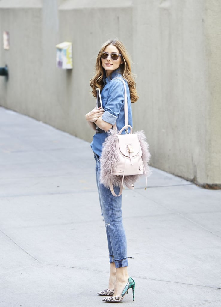 Olivia Palermo for Westward Leaning