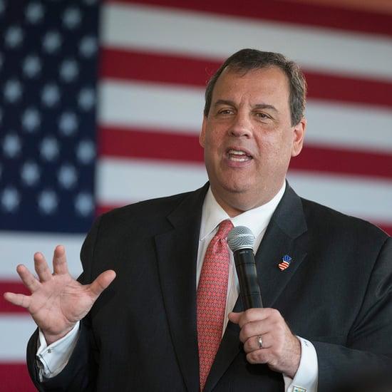 Chris Christie Announces He's Running For President in 2016