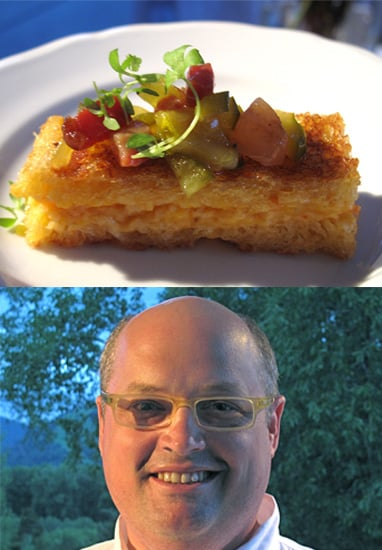 Linton Hopkins' Grilled Pimento Cheese & Bacon Sandwich