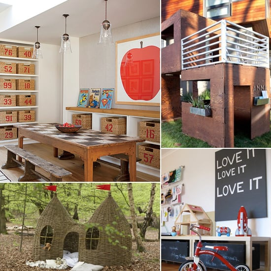 Time to Play! 38 Inspiring Indoor and Outdoor Play Spaces For Kids