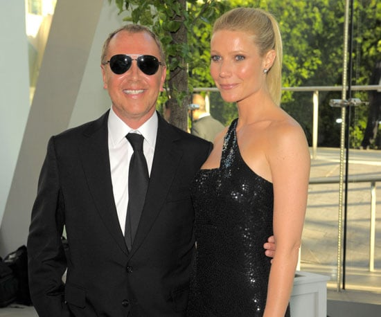 Slide Picture of Gwyneth Paltrow and Michael Kors at CFDA Fashion Awards
