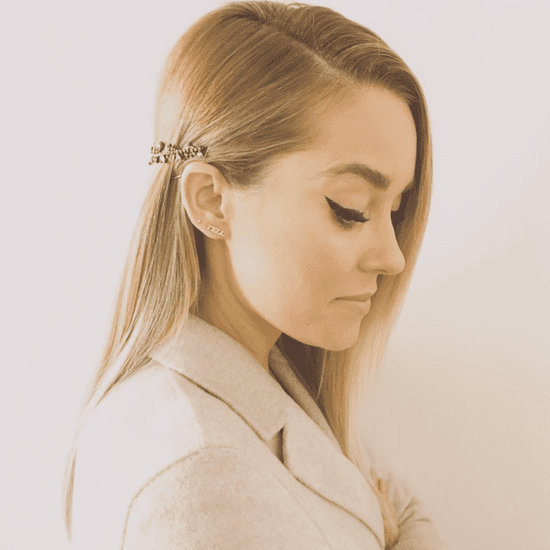 Lauren Conrad Comb Crown