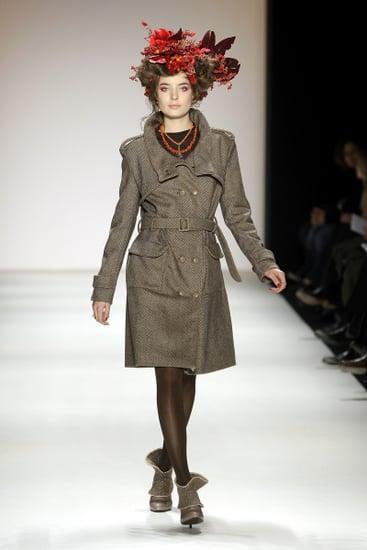 Berlin Fashion Week: Scherer González Fall 2009