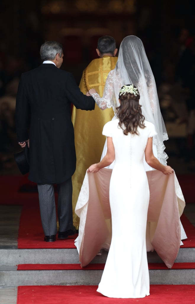 See Kate Middleton's Alexander McQueen Wedding Gown!