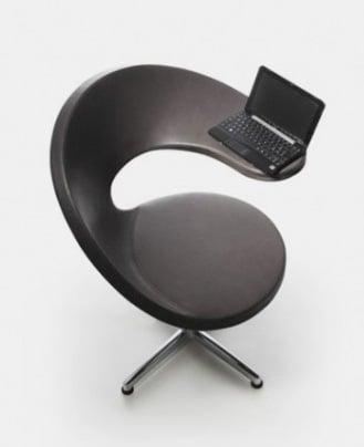 Cool Idea: ROSSIN L@p Chair