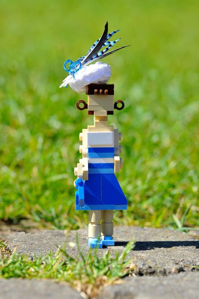 Lego Princess Eugenie