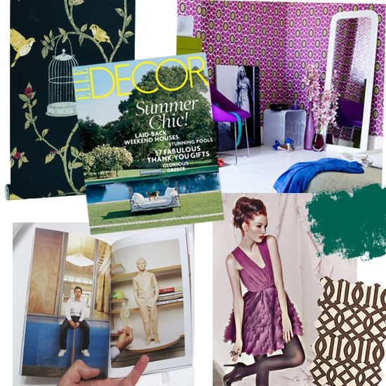 7 Steps to Becoming Your Own Decorator, Step 1: Be Inspired