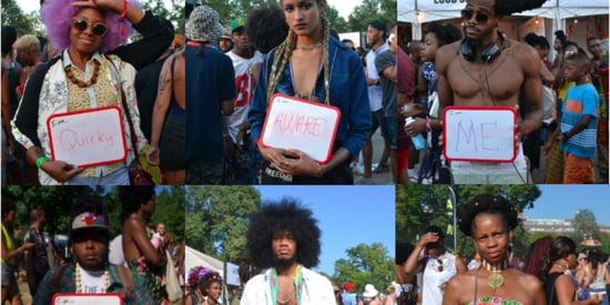 22 Afropunk Festival-Goers Exemplify The Beautiful Diversity Of Blackness
