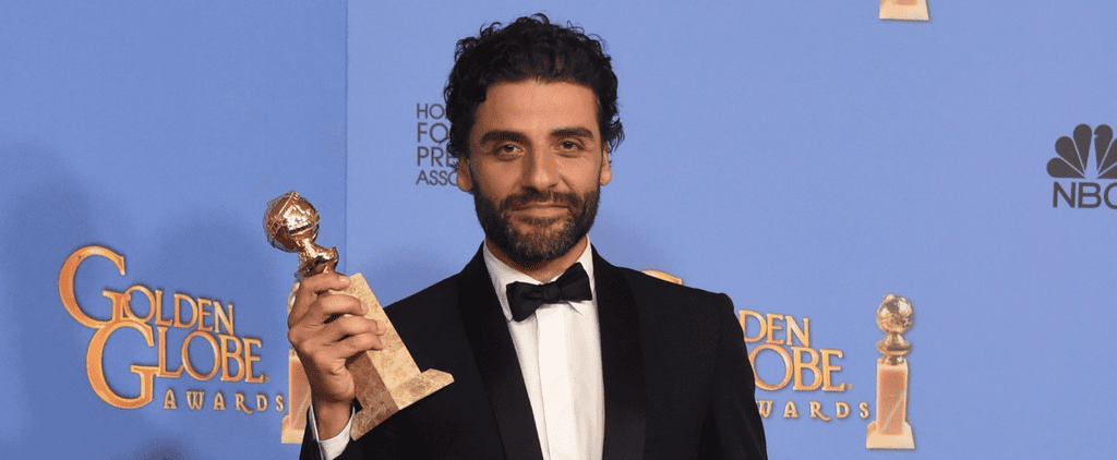 Try Not to Pass Out Over Oscar Isaac's Beauty in This Video