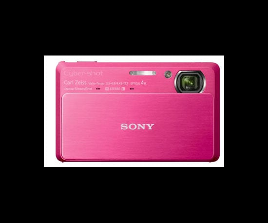 Sony's 3D-Enabled Cybershot Cameras