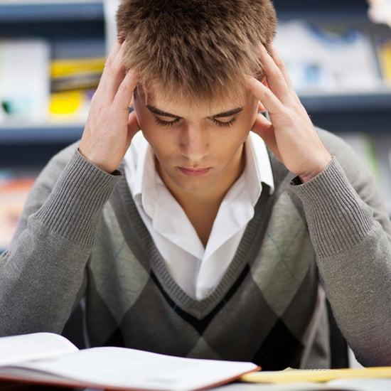 Handling Teen Stress