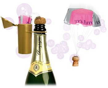 Champagne Parachute: Love It Or Hate It?